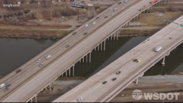 Major lane changes coming for I-5 in Tacoma on Friday