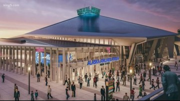 Unveiling of new partnership and upcoming Alaska Airlines Atrium at Seattle Center