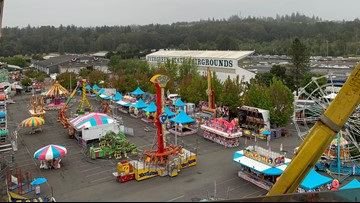 Evergreen State Fair kicks off in Snohomish County