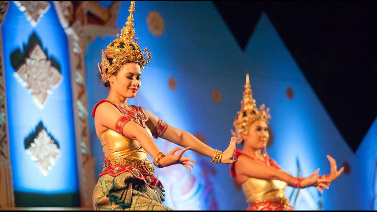 Azamara AAA Travel AzAmazing Evening in Thailand