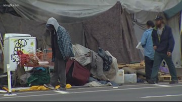 Seattle, King County leaders propose regional homelessness authority