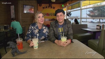 Thu 12/13, Katsu Burger, Georgetown, Full Episode KING 5 Evening