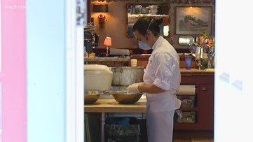 High-end Woodinville restaurant now producing meals for healthcare workers