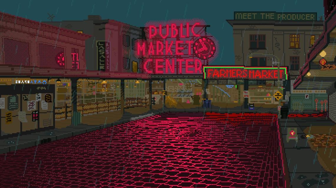 This WWU grad creates stunning pixel art of Washington