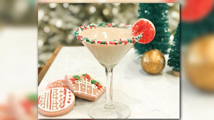 Sugar Cookie Martini