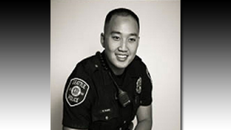 Seattle Police Officer Hudson Kang (Credit: Seattle Police Foundation)