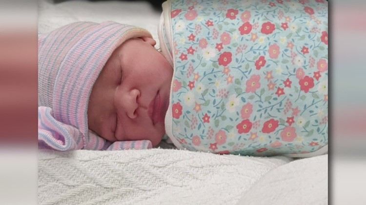 KING 5 executive producer welcomes new member of family