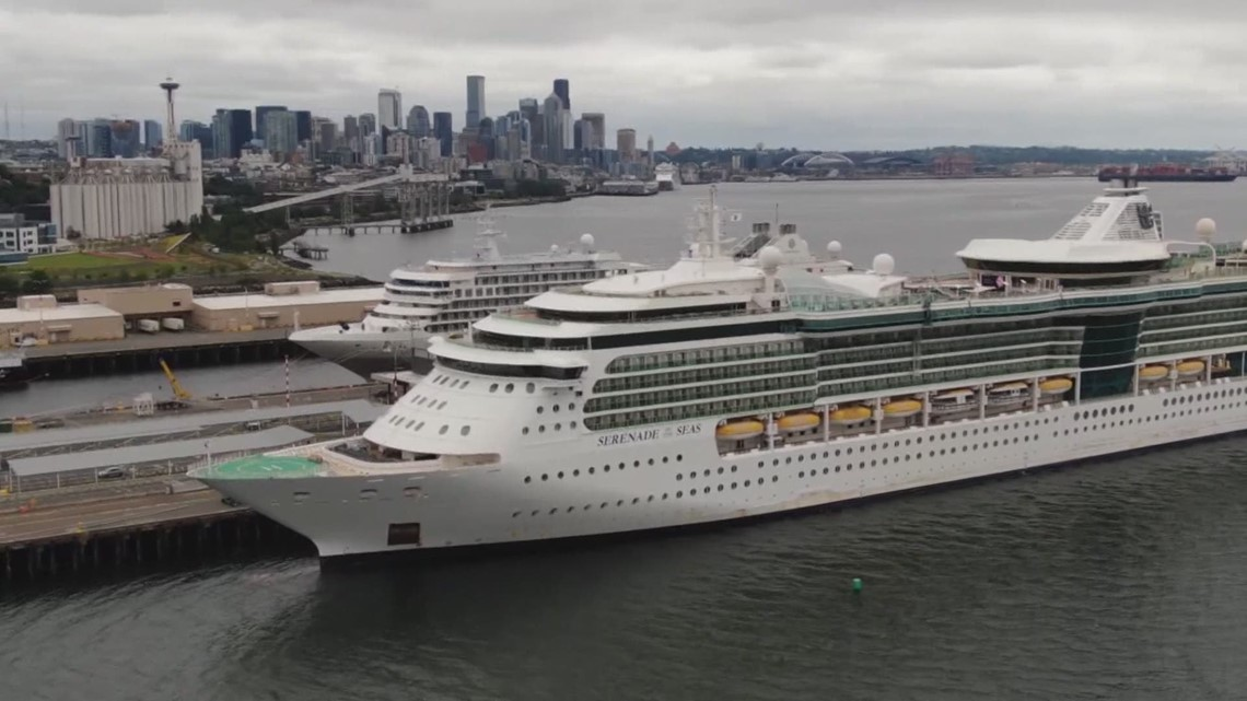 Cruise season underway in Seattle