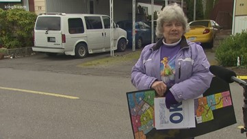 Marysville neighbors find unique way to check on each other during coronavirus crisis
