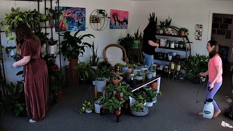 Tacoma plant store has strong family roots
