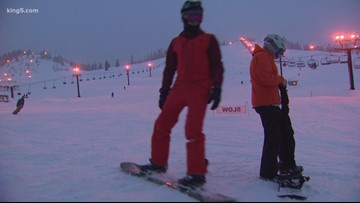 The Summit at Snoqualmie sees record snow