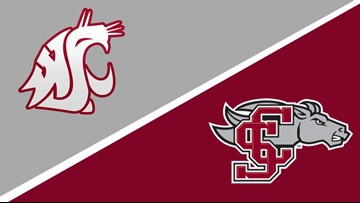 Santa Clara beats Washington St. 70-62 for 3-0 start