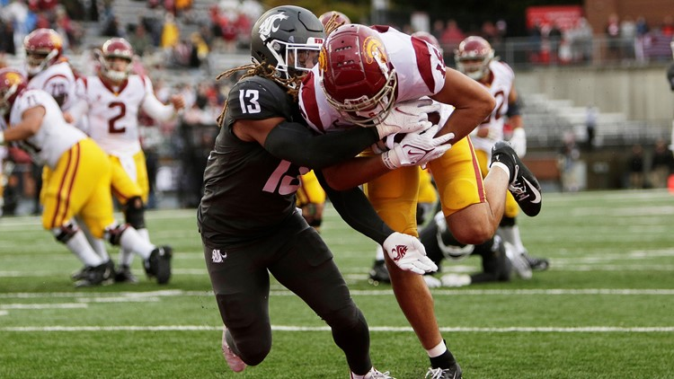 Freshman QB Dart leads USC over Washington State 45-14