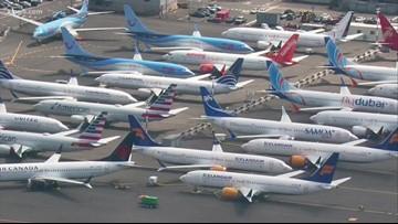 Impact on Boeing grounding