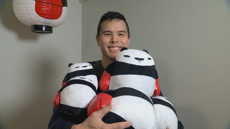 The Kirkland artist who has made an empire out of pudgy pandas