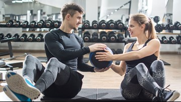 Re-invigorate your workout with a partner