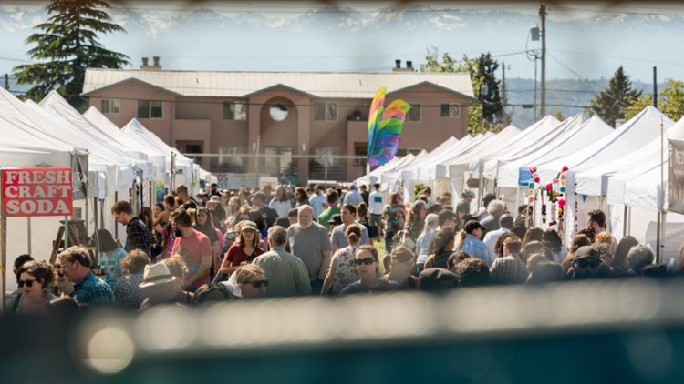 Get your craft on at Edmonds Summer Fest - What's Up This Week
