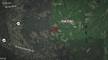 3.3 earthquake hits near Snoqualmie, following a smaller quake