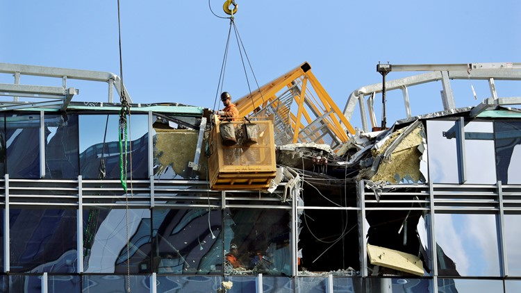 Officials: Human error caused deadly Seattle crane collapse
