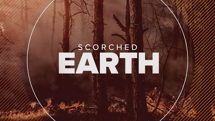 Scorched Earth: Why Washington wildfires are getting bigger