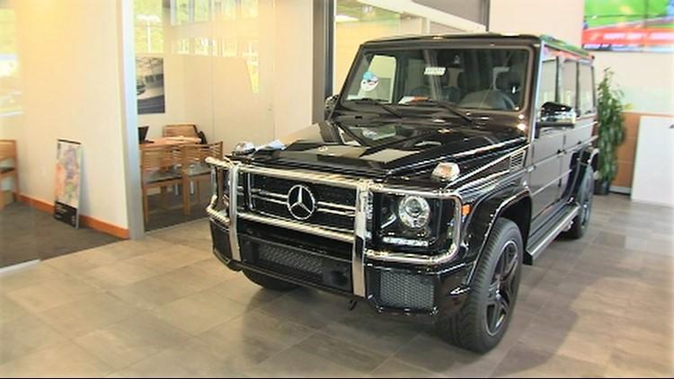 Mercedes Benz Seattle >> Mercedes Suvs Aren T Just For Celebrities Says Seattle Dealer