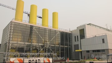 WSDOT tests the SR 99 tunnel's ventilation