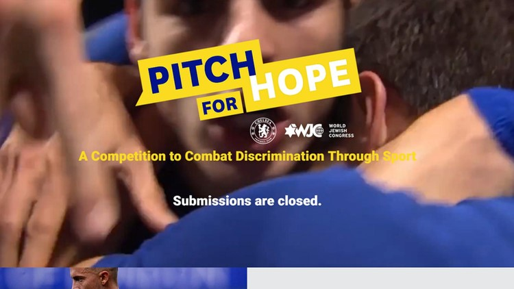 Pitch for Hope