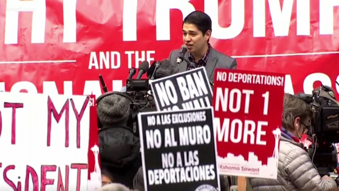 Seattle DACA recipient speaks out after President Trump's proposal to end government shutdown