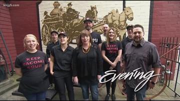 Wed 4/24, Tacoma's Engine House No 9, Full Episode KING 5 Evening