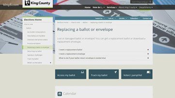 How to change an unmailed ballot if your candidate dropped out