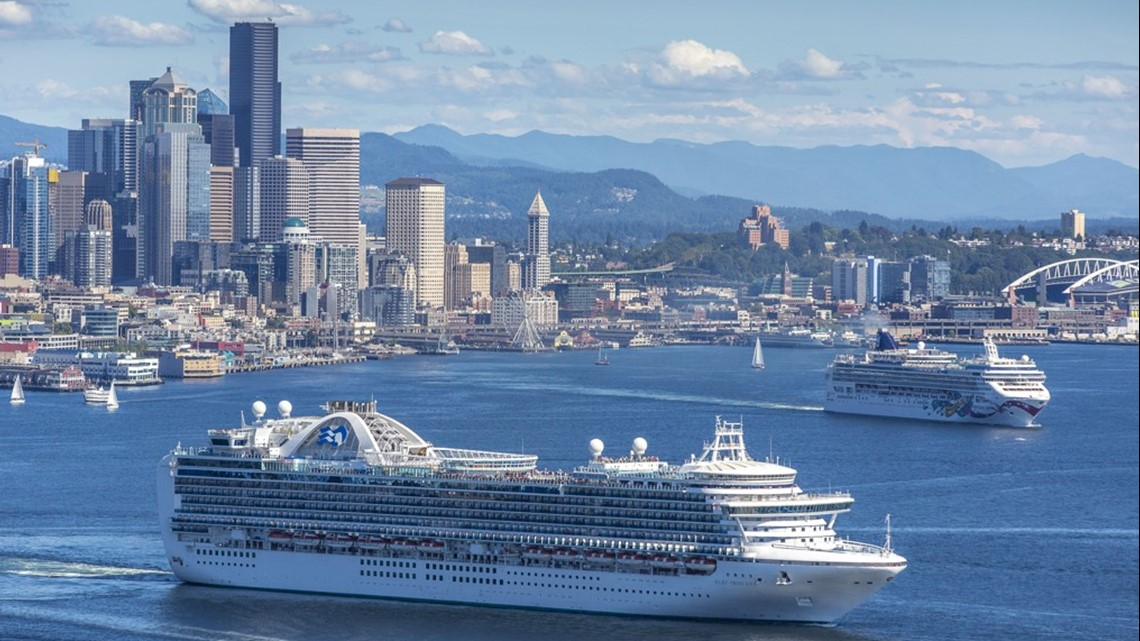 Sail Away To Alaska On One Of These Five Cruise Lines With