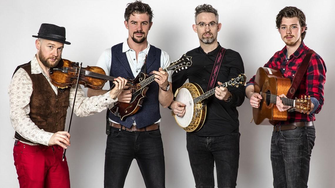 We Banjo 3 showcases their striking sound for New Day