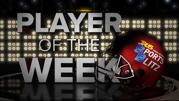 Vote for the high school football Player of the Week