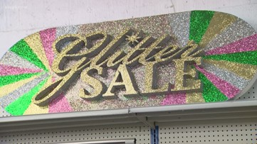 Sunday marked Seattle's final Goodwill Glitter Sale