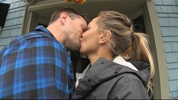 Small town on Whidbey Island is becoming kissing capital of the Northwest