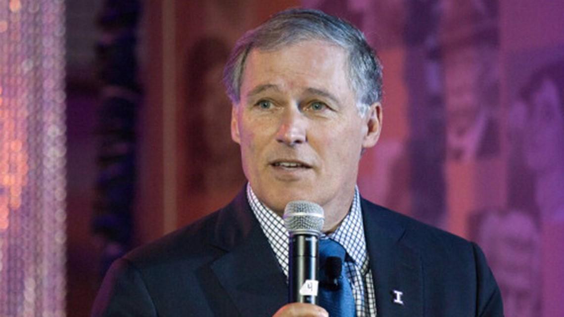 Governor Jay Inslee still mulling 2020 presidential run