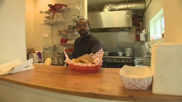 Catfish Corner Joe Jackson serves up snapper_1539291568729.JPG.jpg
