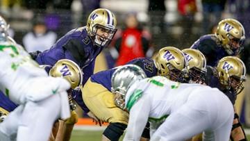 No. 7 Washington faces No. 17 Oregon in Pac-12 North clash