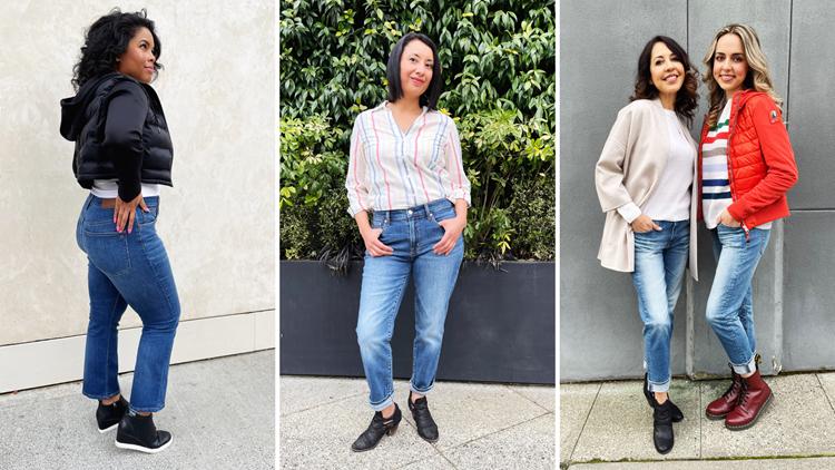 Stylist-approved alternatives to skinny jeans!