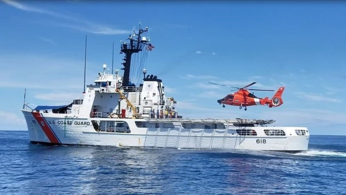 Seattle Gas Prices >> Coast Guard crew from Port Angeles helps seize $87 million ...