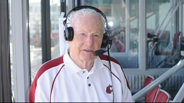 Broadcaster Bob Robertson retires from calling WSU sports