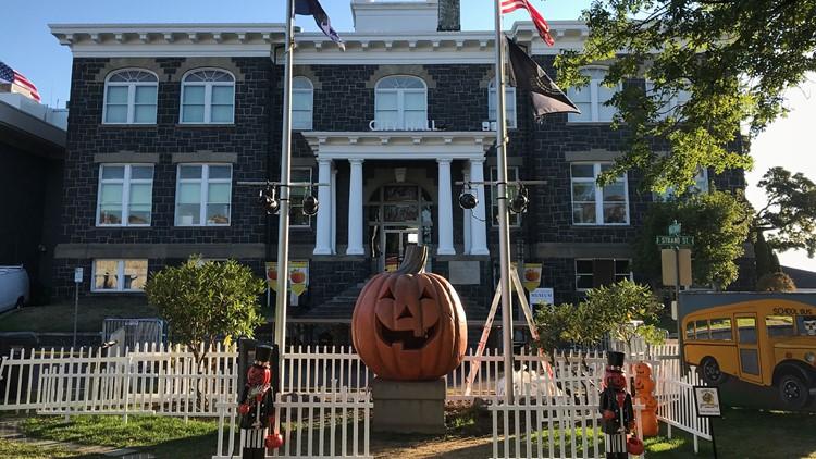 Halloweentown Exists!
