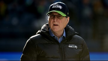 "Seahawks induct late owner Paul Allen into ""Ring of Honor"""