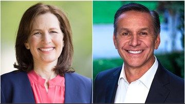 Washington's 8th district one of costliest US races, tops $25 million in spending