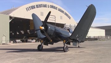Paul Allen's legacy soars at Everett military museum