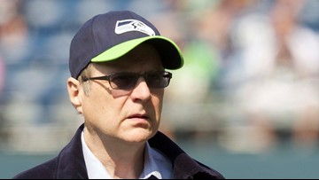 If Paul Allen's Seattle Seahawks are sold, who could step in?