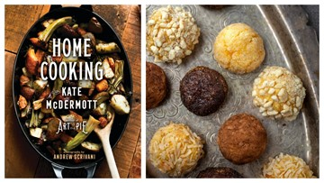 RECIPE:  Kate McDermott's Mystery Squash Cookies