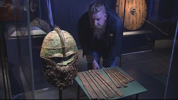 A sorcerer's wand is among the artifacts you'll find at the Nordic Museum in Ballard
