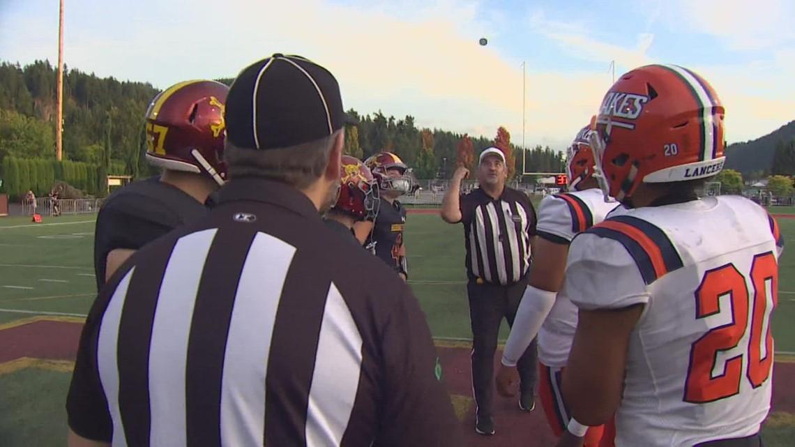 Washington faces shortage of school sports referees