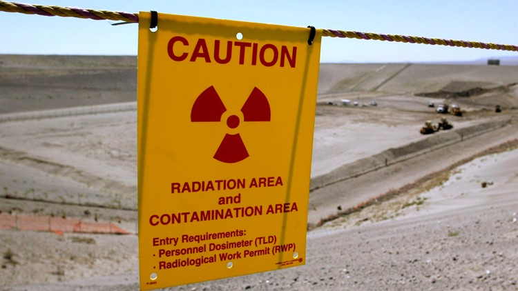 Washington state opposes federal nuke waste proposal for Hanford site